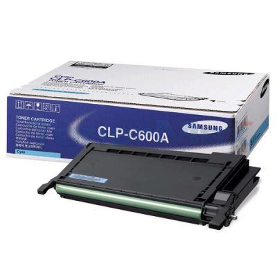SAMSUNG CLP-600 TONER CARTRIDGE CYAN